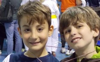 Ryoku Karate Palermo - Adriano Di Fiore e Gabriele Buscemi