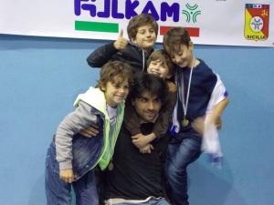 Ryoku Karate Palermo - Gran Premio Giovanissimi 17-05-2015