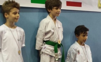 Ryoku Karate Palermo - Gran Premio Giovanissimi 17-05-2015 - Gabriele Buscemi