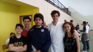 Ryoku Karate Palermo - Qualificazioni Nazionali Cadetti 2016 - Foto di Gruppo