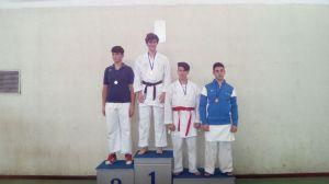Ryoku Karate Palermo - Qualificazioni Nazionali Cadetti 2016 - Il podio